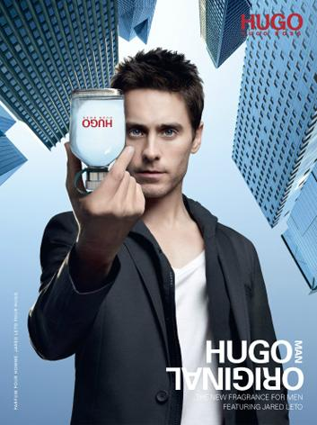 New Hugo Boss Poster