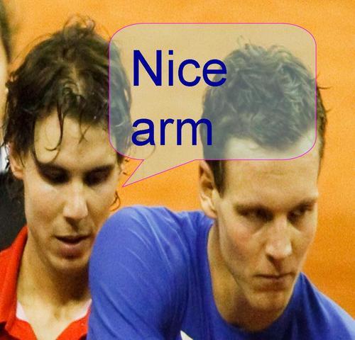 Nice arm