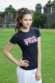 Nina Dobrev - pink Project Puma Breast Cancer Awareness