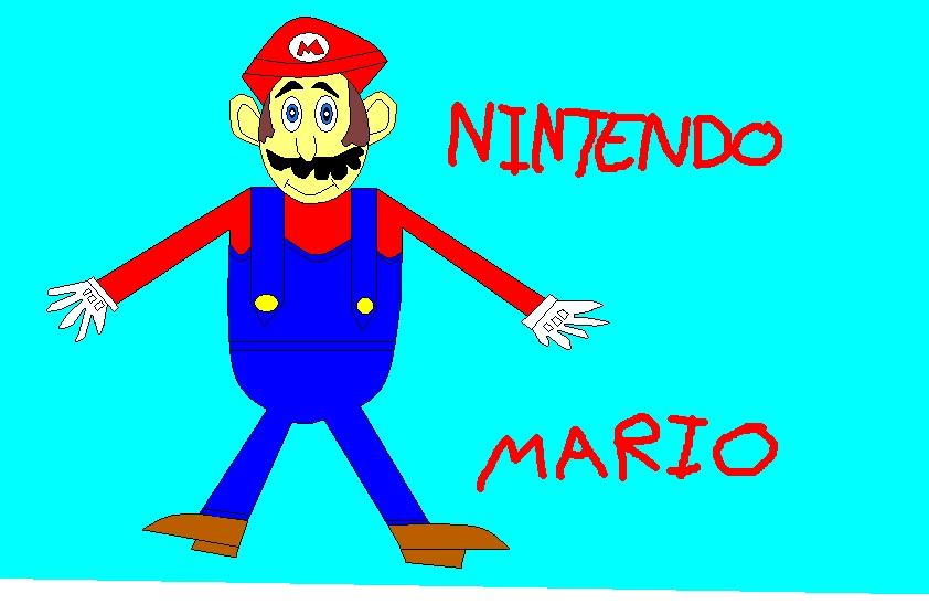 Nintendo: Mario Fanart