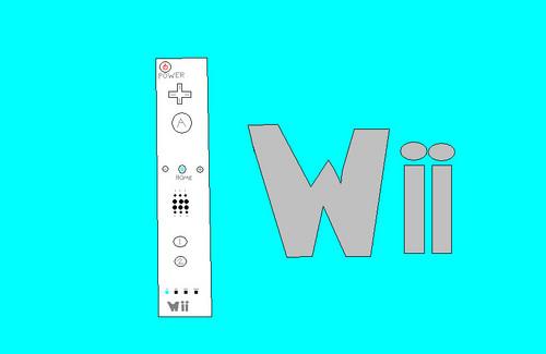 নিন্টেডো Wii Fanart