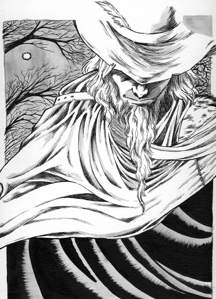 Norse Myth Art Odin Norse Mythology Fan Art