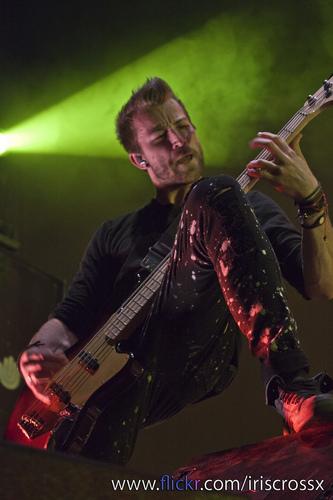 Paramore @ Palacio Vistalegre, Madrid. 11/07/2011