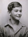 Peter Schiff a boy Anne Frank was in love with  - anne-frank photo