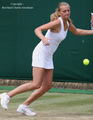 Petra Kvitova Wimbledon 2007 - tennis photo