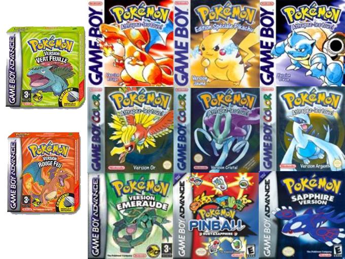 Pokemon  Pokémon Photo 23658964  Fanpop