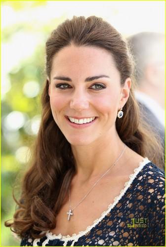 Prince William & Kate: Tusk Trust Reception!