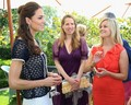 Prince William and Kate Middleton spending time with Reese Witherspoon at the Launch of Tusk Trust's - reese-witherspoon photo