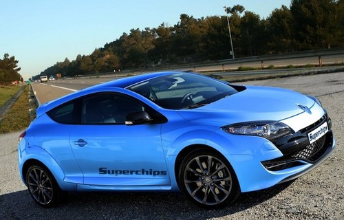 RENAULT MEGANE RS BY SuperChips