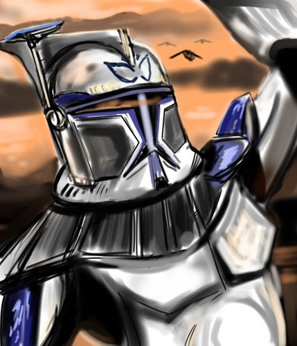 Captain Rex wallpaper entitled REX fanart