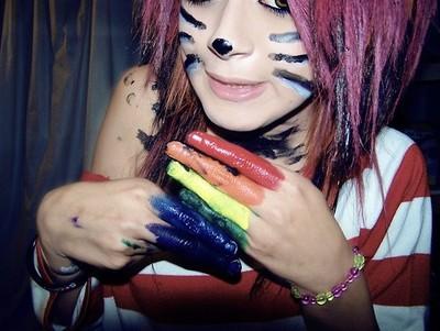 Rainbows. :D