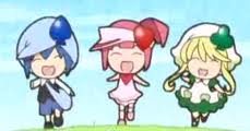 Ran, Su, and Miki