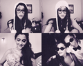 Random Pics of Ariana - ariana-grande-and-elizabeth-gillies fan art