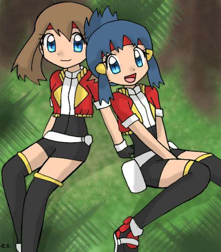 Random Pokemon afbeeldingen