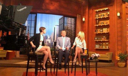 Regis & Kelly - July 11