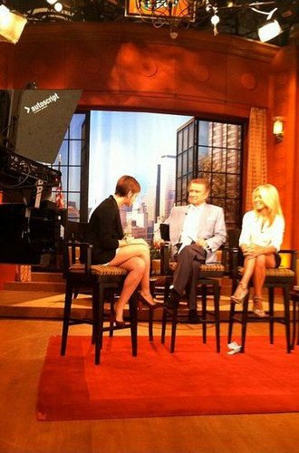 Regis & Kelly - July 11