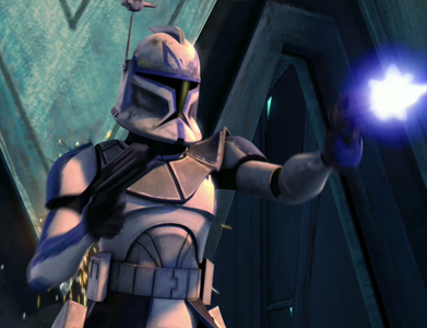 Captain Rex wallpaper possibly containing a tabard entitled Rex