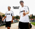 Ricardo Kaka In Real Madrid Training Sessions