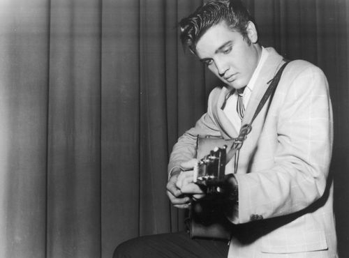 Rockin&#39; - elvis-presley Photo