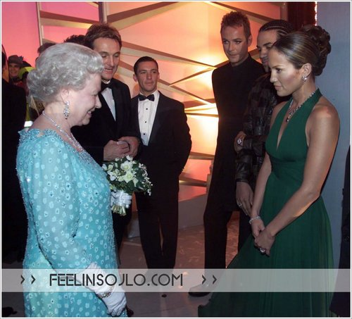 Royal Variety Performance - After Party 2001