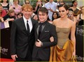 Rupert Grint: 'Harry Potter' NYC Premiere!