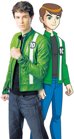 Ben 10: Alien Force wallpaper entitled Ryan Kelly as Ben 10