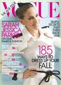 Sarah Jessica Parker Covers 'Vogue' August 2011 - sarah-jessica-parker photo