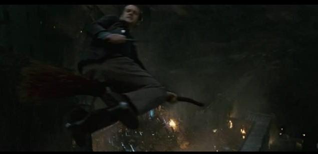 Sean Biggerstaff in Deathly Hallows part II