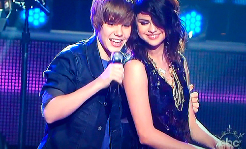Selena Gomez and Justin Bieber - selena-gomez photo