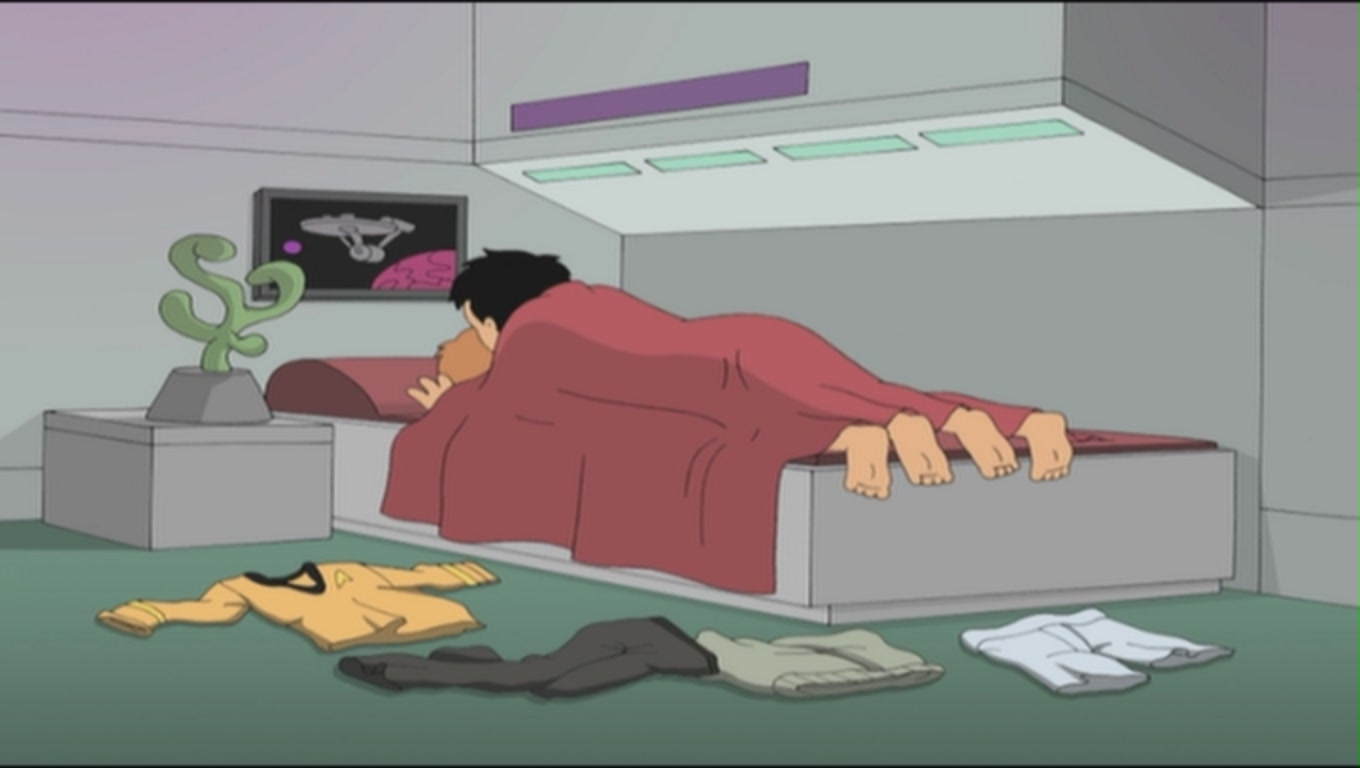 Seth Macfarlane Images Seth Macfarlanes Cavalcade Of Cartoon Comedy Sex With Mr Sulu Hd Wallpaper And Background Photos
