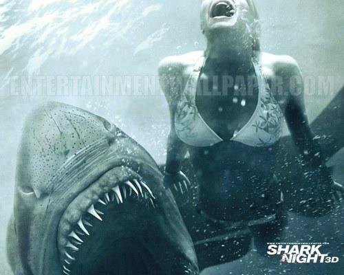 鲨鱼 Night 3D (2011)