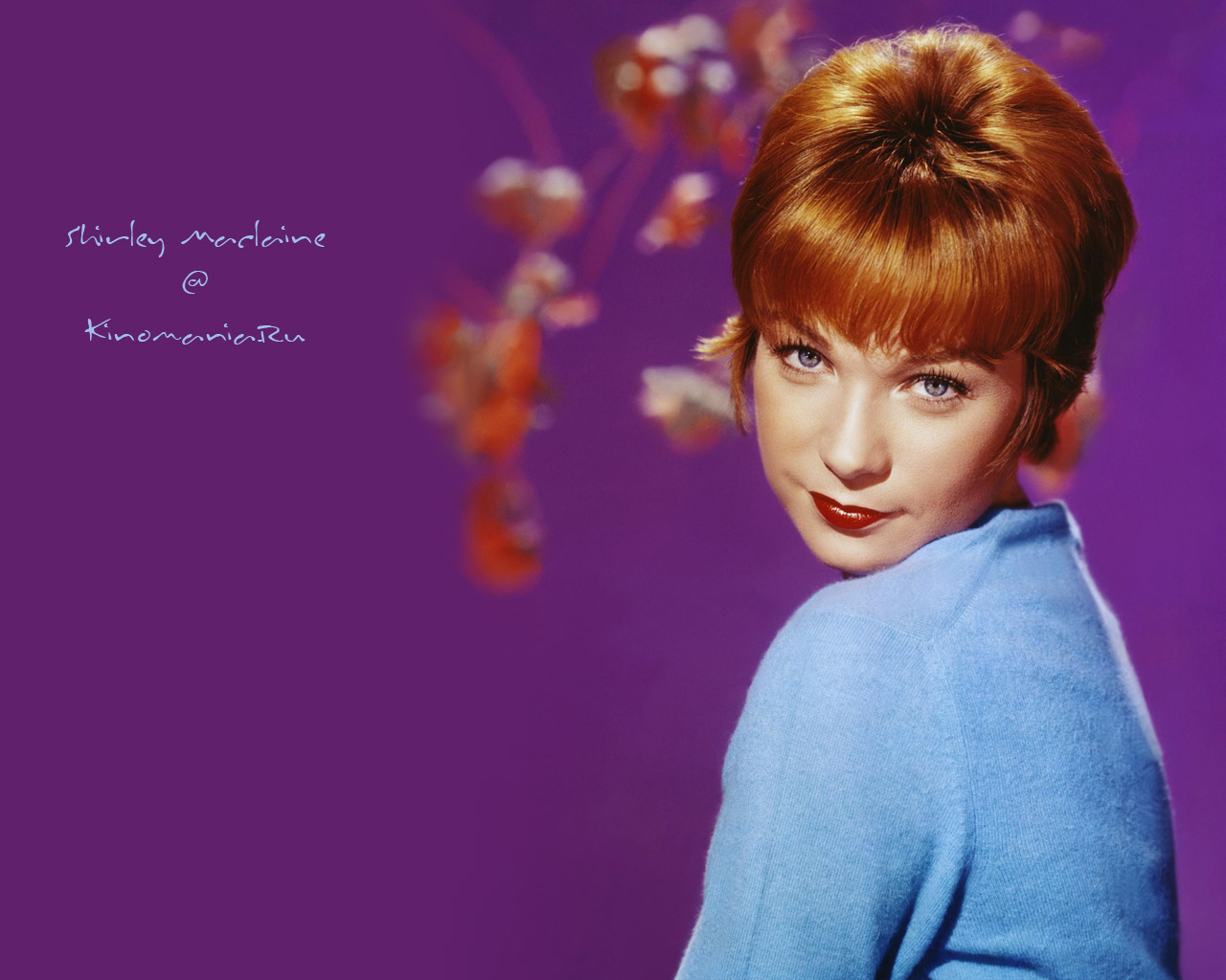 Shirley MacLaine - Picture Colection