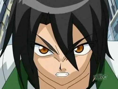 Shun really angry