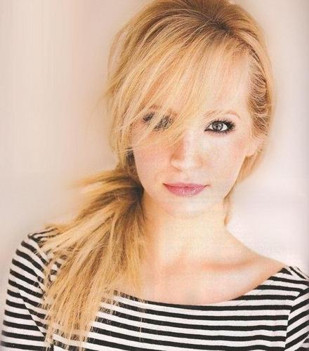 Slightly different Candice photos by Kate Romero, 2010!