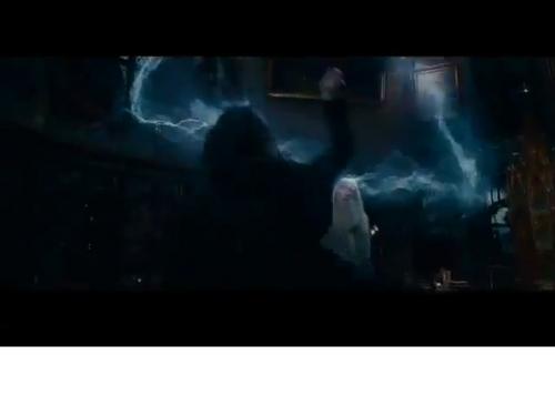 Snape Casting The Doe