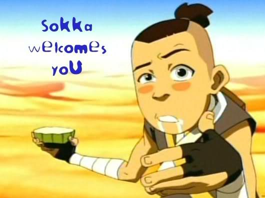 Sokka's funny