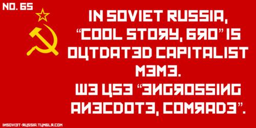 Soviet Russia Jokes!