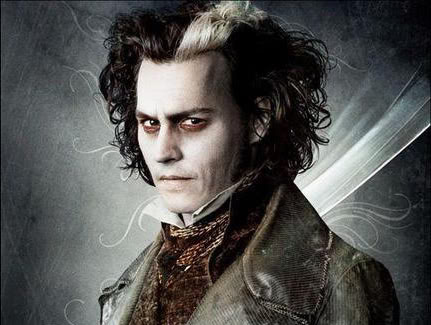 Sweeney-Todd - villains Photo