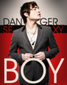 Sxy Boy - gossip-girl fan art
