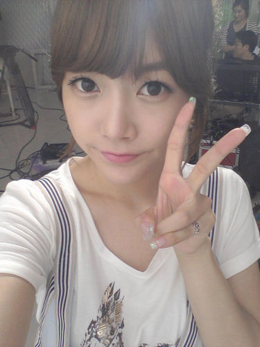 T-ara's Soyeon