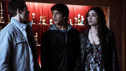 Teen Wolf 1x07♥