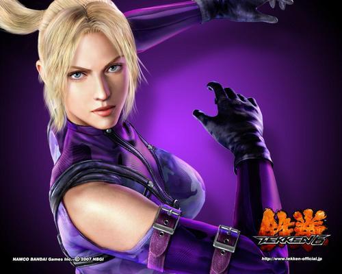 Tekken (Теккен) Characters