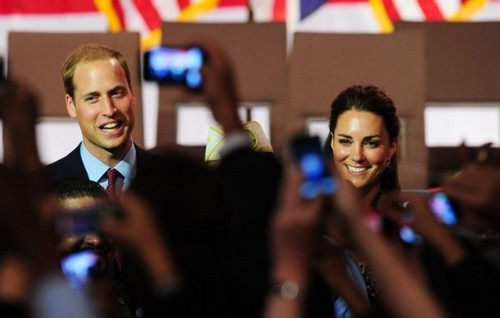 The Royal Tour: America