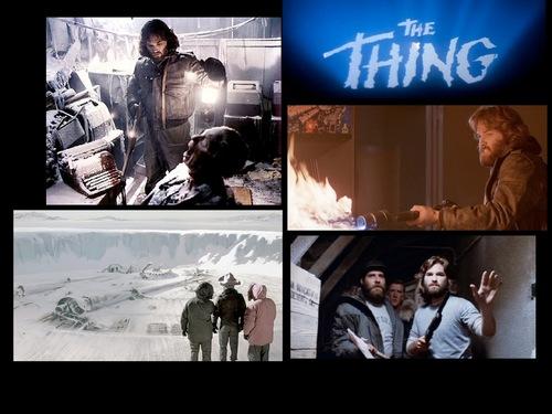 The Thing fondo de pantalla