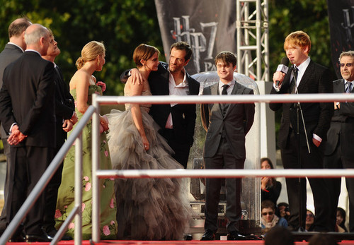 The UK Premiere of 'Harry Potter And The Deathly Hallows: Part 2'