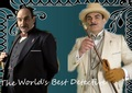 The World's Best Detective - poirot fan art