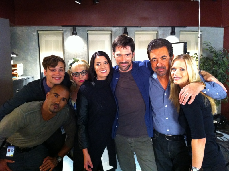 Criminal Minds The Family Is Back