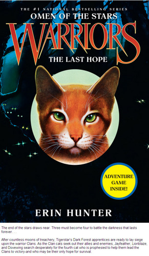 The last hope book 6 omen of the stars