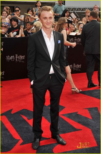 Tom Felton Now Laughs at Emma Watson's Crush