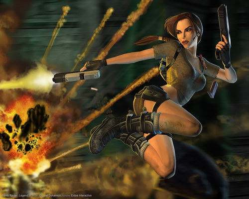 Tomb Raider - tomb-raider Photo